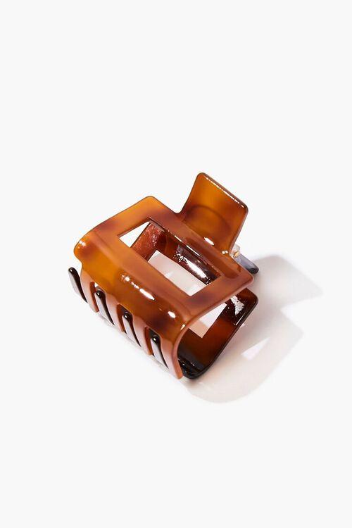 Cutout Claw Hair Clip, image 1