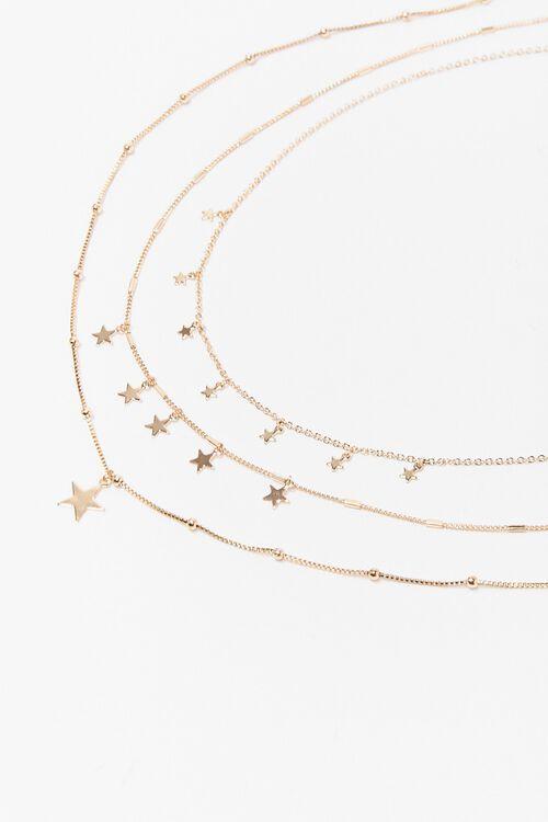 Star Charm Necklace Set, image 2