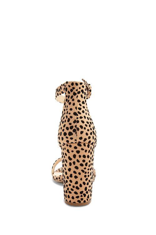 Cheetah Print Block Heels, image 5