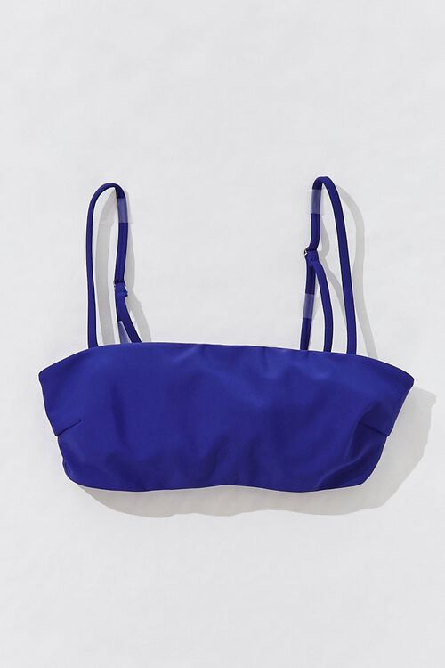 Tie-Back Bralette Bikini Top, image 1
