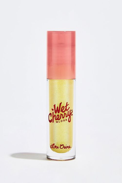 Neon Wet Cherry Lip Gloss, image 1