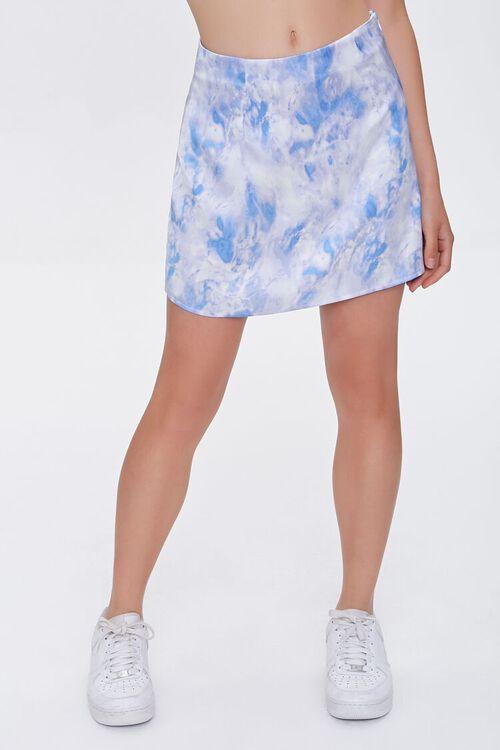 Cloud Wash Mini Skirt, image 2