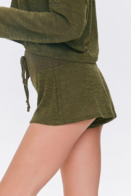 Drawstring Lounge Shorts, image 3