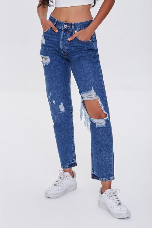 Premium Classic Mom Jeans, image 2