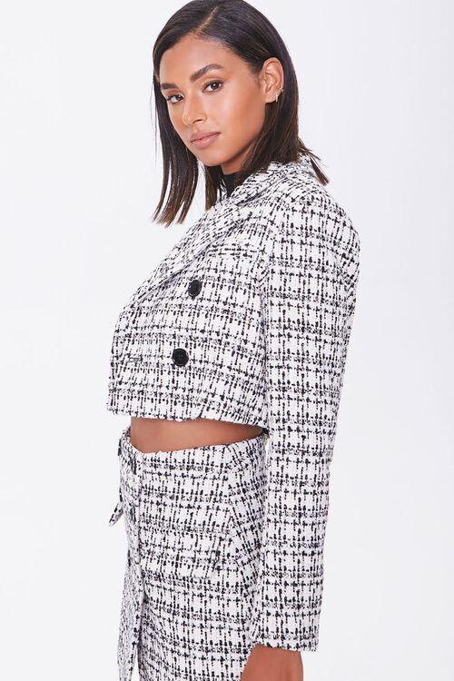 Tweed Cropped Blazer, image 2