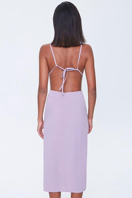 Tie-Back Slip Dress, image 3
