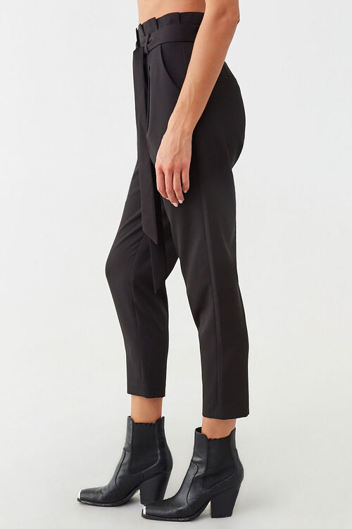 Paperbag Ankle Pants, image 2