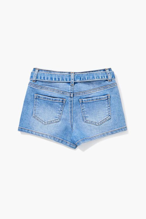 Girls Denim Shorts (Kids), image 2