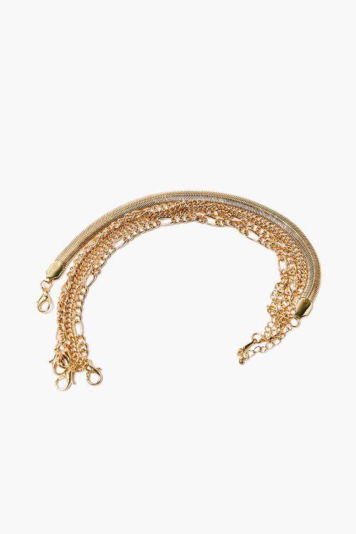 Chain Bracelet Set, image 3