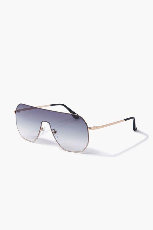Gradient Shield Sunglasses, image 2