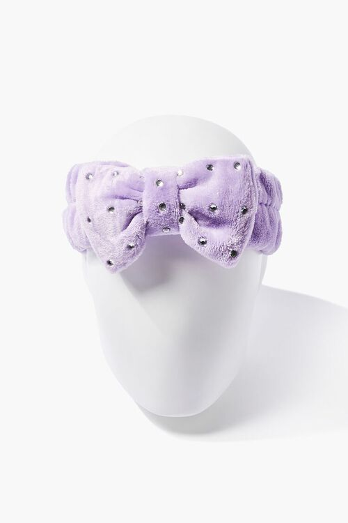Studded Bow Headwrap, image 1