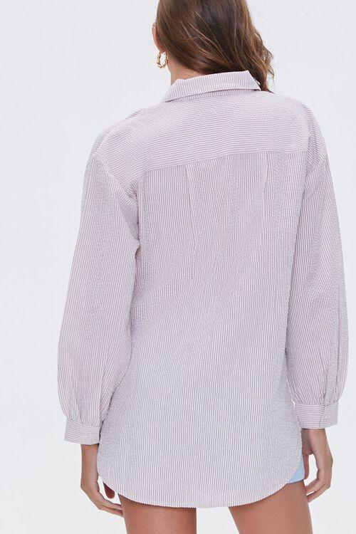 Striped Seersucker Shirt, image 3