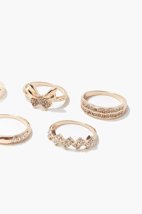 Butterfly Ring Set, image 2