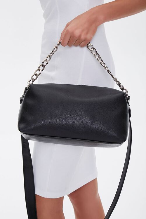 Chain-Strap Crossbody Bag, image 2