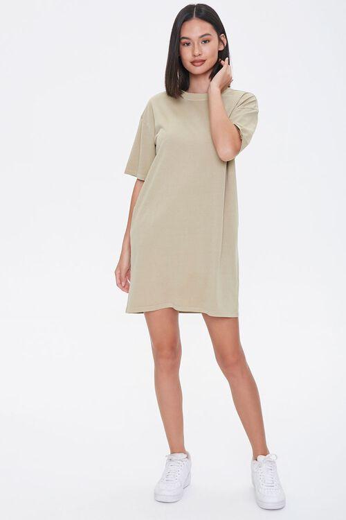 T-Shirt Mini Dress, image 4