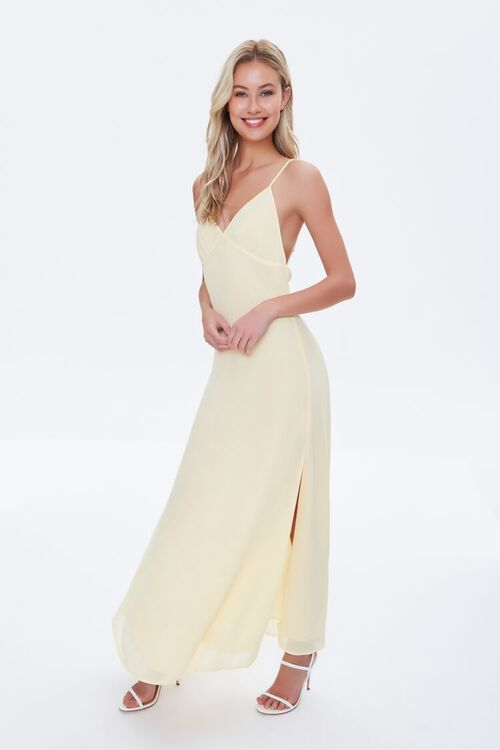 Chiffon Cami Maxi Dress, image 1