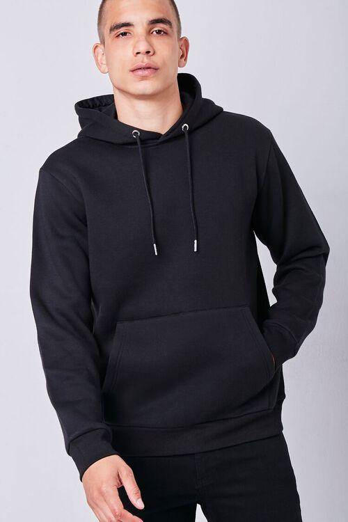 Fleece Pullover Hoodie, image 1