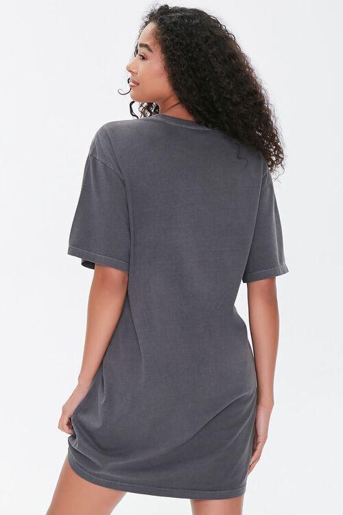 GREY/MULTI San Francisco Graphic T-Shirt Dress, image 3