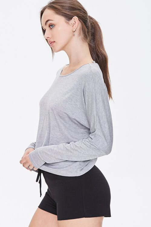 Active Caged-Back Top, image 2