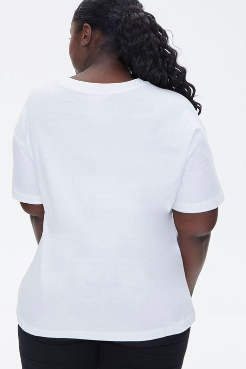 Plus Size Precious Moments Angel Tee, image 3
