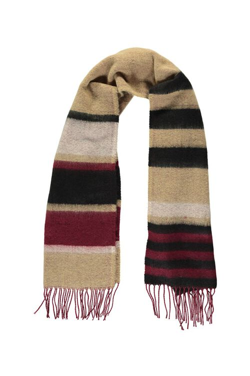 Colorblock Oblong Scarf, image 2