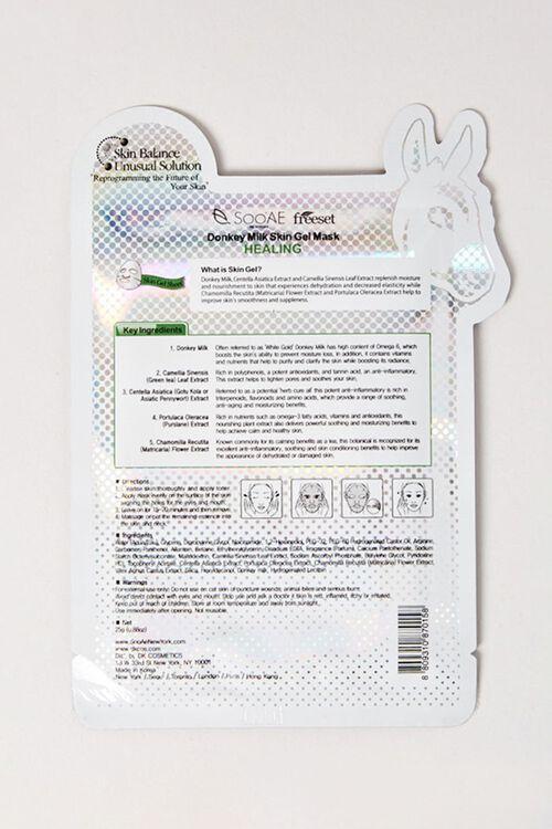 Donkey Milk Skin Gel Mask Set, image 2