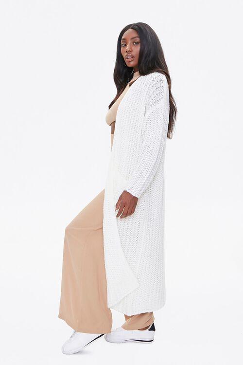Longline Knit Cardigan, image 2