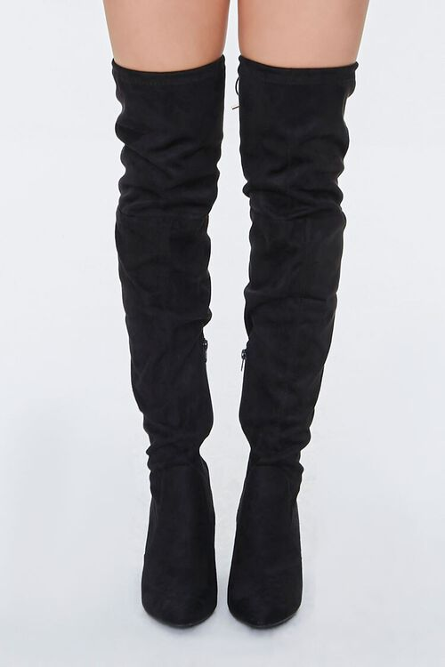 Over-the-Knee Lace-Up Boots, image 3