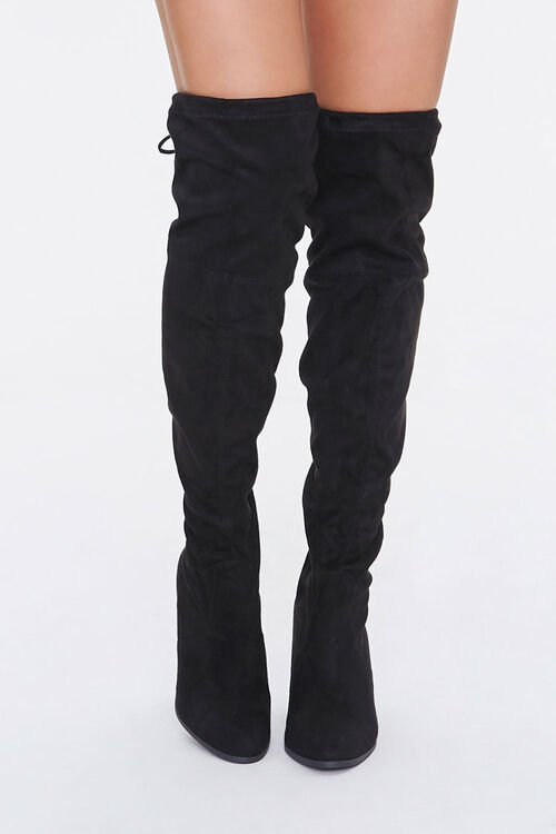 Slouchy Over-the-Knee Boots, image 4