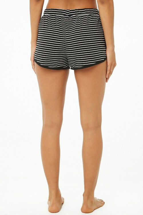 Striped Dolphin Lounge Shorts, image 4
