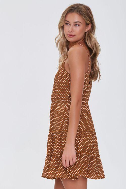 Polka Dot Mini Cami Dress, image 2