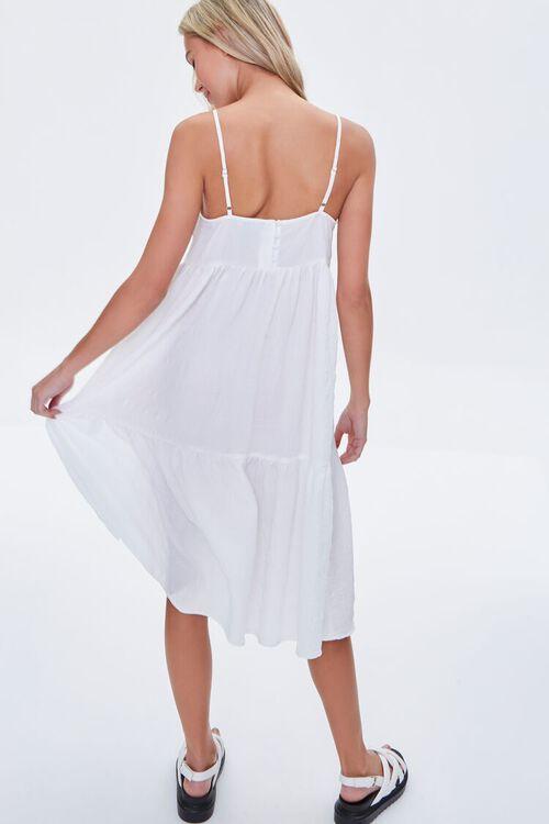 Textured Flounce Cami Dress, image 4