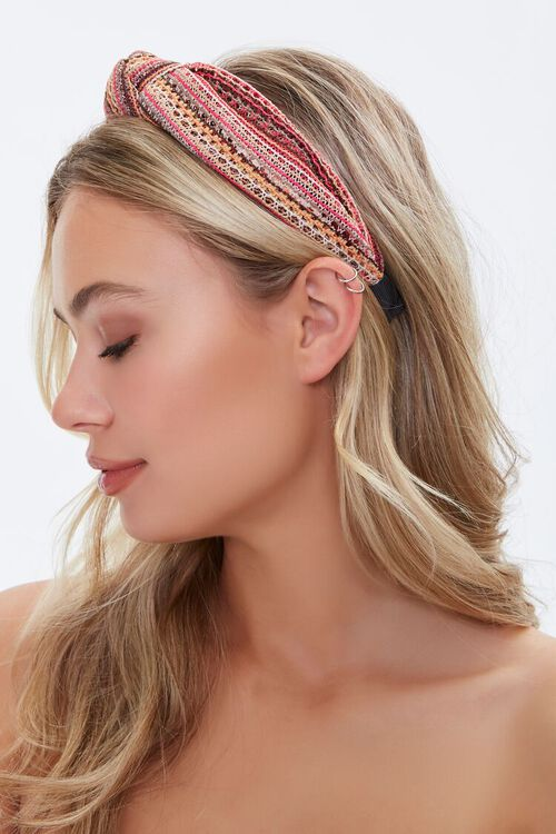 Ornate Knotted Headband, image 2
