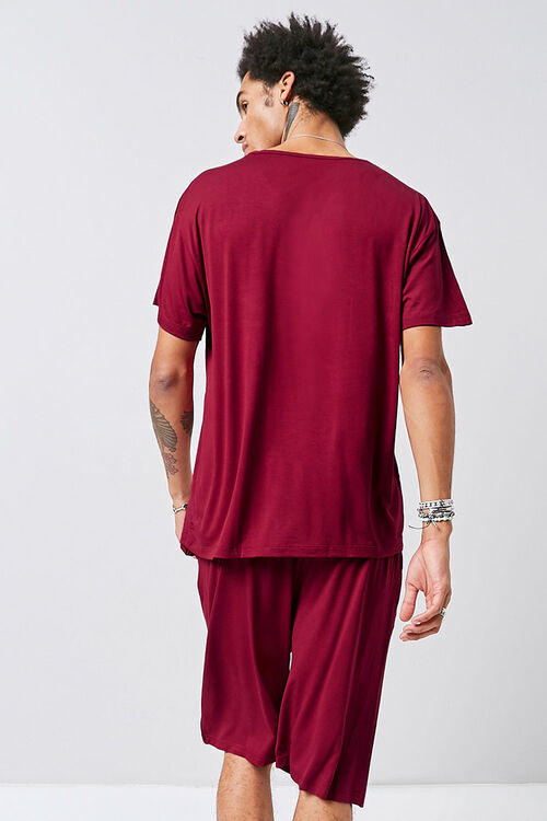 Tee & Shorts Pajama Set, image 3