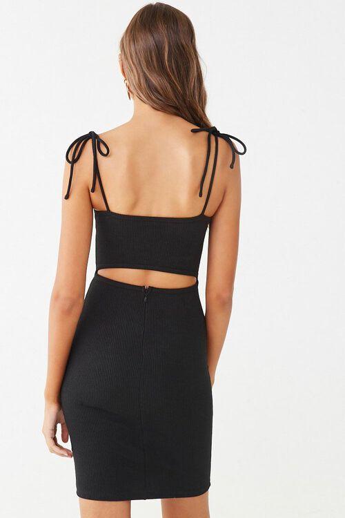 Open-Back Bodycon Dress, image 3