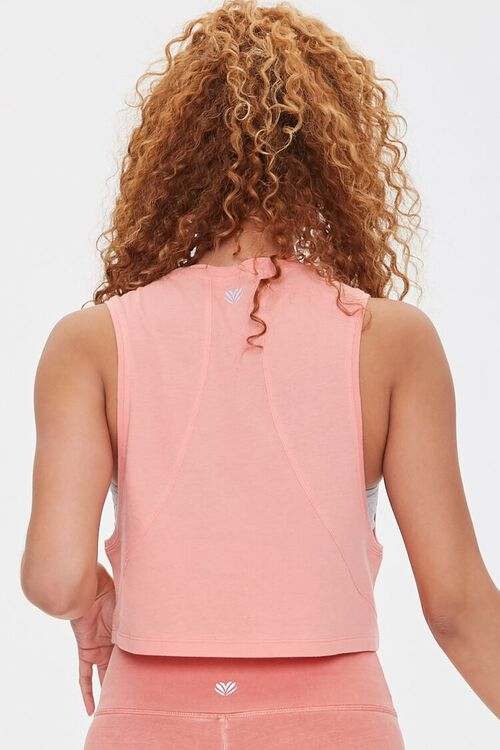 Active Cropped Muscle Tee, image 3