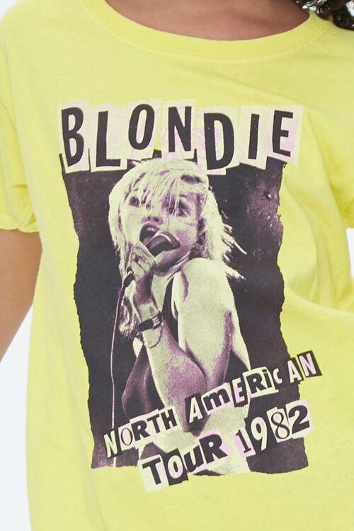 Girls Blondie Graphic Tee (Kids), image 5