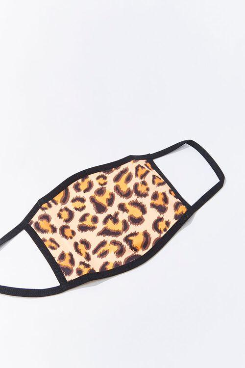 Leopard Print Face Mask, image 3