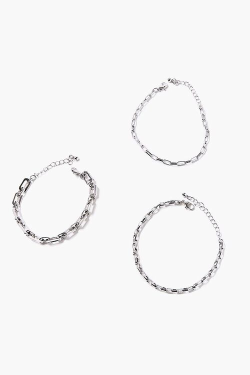 Anchor Chain Bracelet Set, image 2
