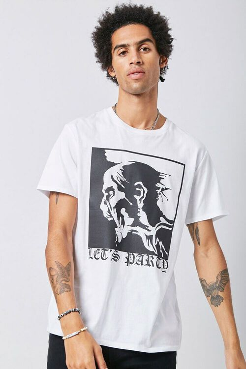 Lets Party Graphic Tee, image 1