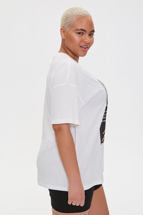 Plus Size Herself Graphic Tee, image 2