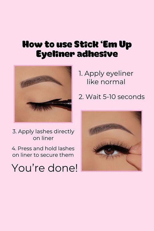 Stick 'Em Up Eyeliner + Lash Adhesive, image 3