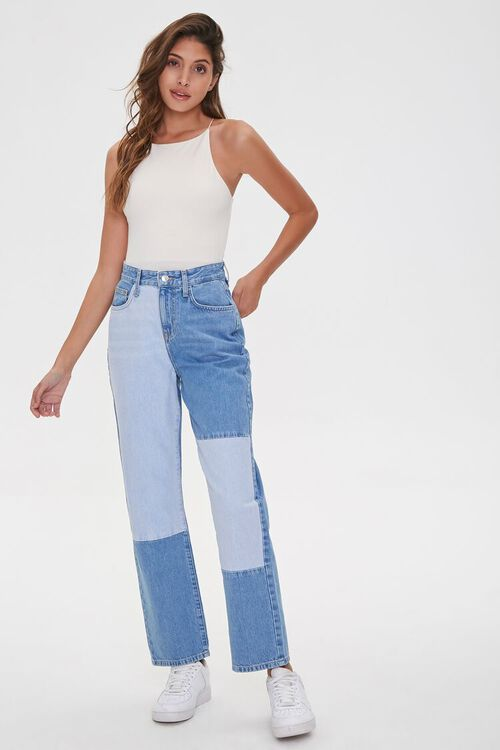 Reworked Straight-Leg Jeans, image 5