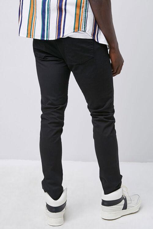 Twill Slim-Fit Pants, image 4