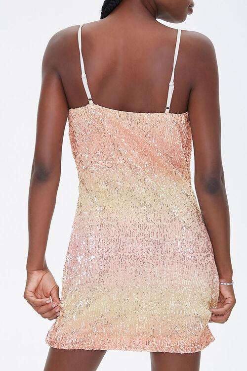 Sequin Cami Mini Dress, image 3