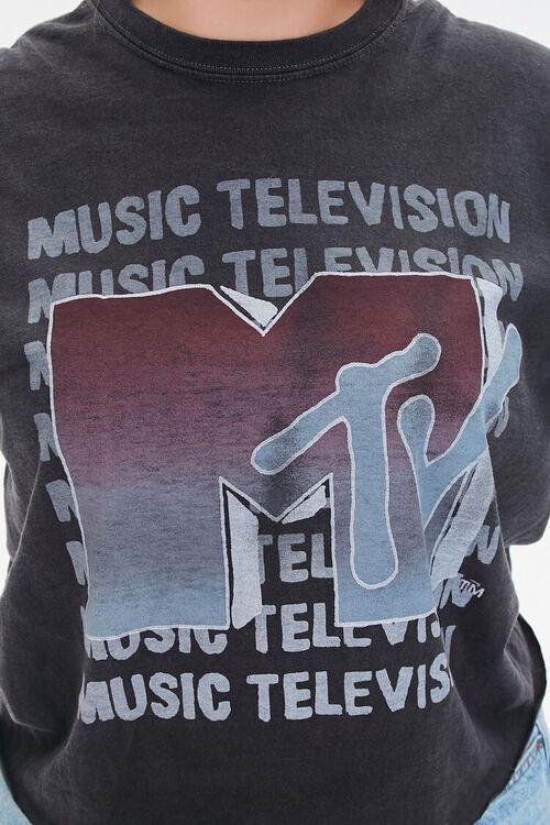 GREY/MULTI Plus Size MTV Graphic Long-Sleeve Tee, image 5