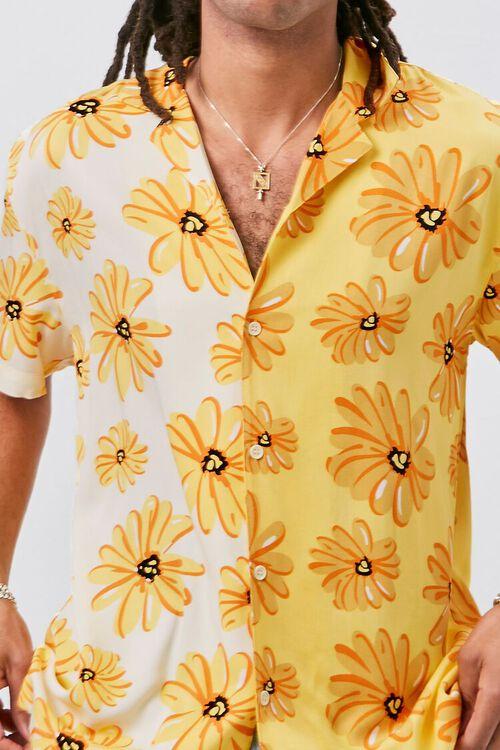 Classic Fit Floral Print Shirt, image 6