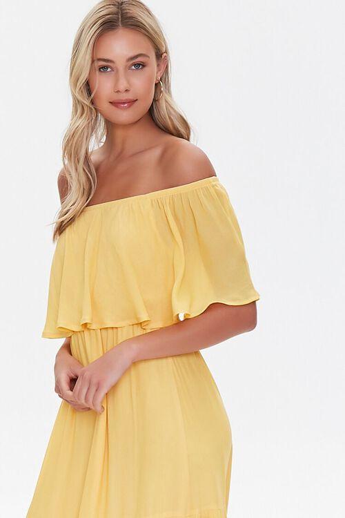 Off-the-Shoulder Maxi Dress, image 4