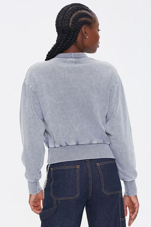 Fleece Mock Neck Pullover, image 3