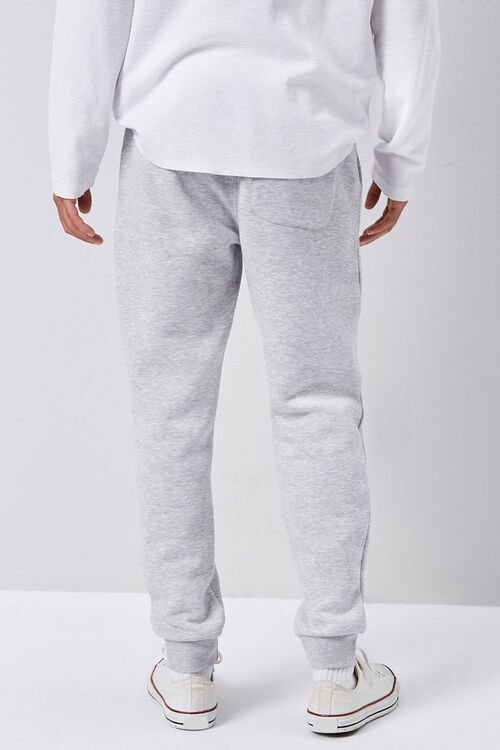 Fleece Drawstring Joggers, image 4